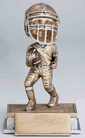 Bobblehead Fantasy Football Trophy