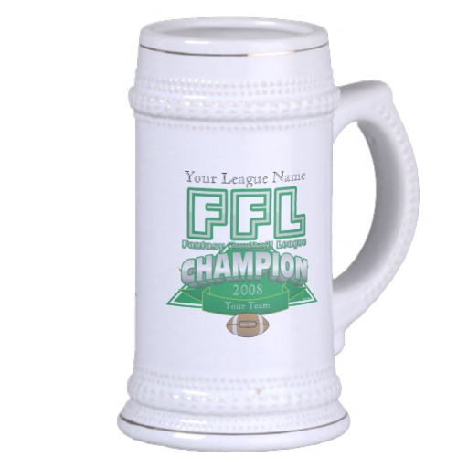 It's Time to Make Your Fantasy Football Legit With These Trophies