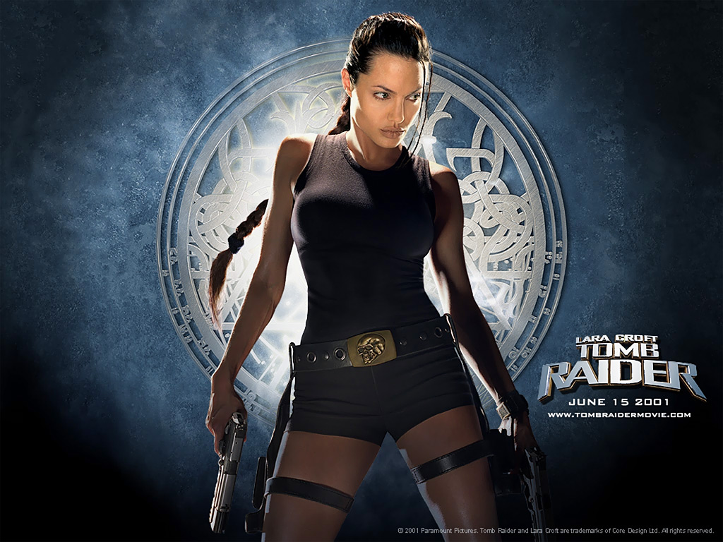 How To Get A Perfect Lara Croft Costume