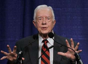 jimmy carter mlb doesn't throw out first pitch