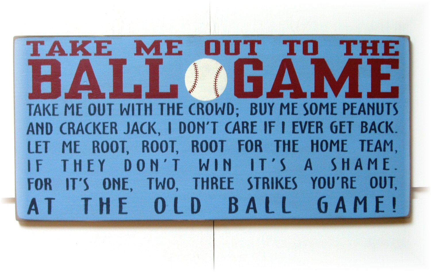 Take Me Out To the Ballgame: How singing the classic got started