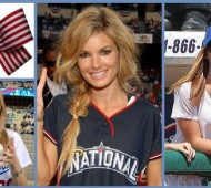Cute Baseball Game Hairstyles