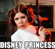 star wars leia disney princess