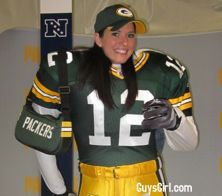 NFL Female Fan Series: Green Bay Packers