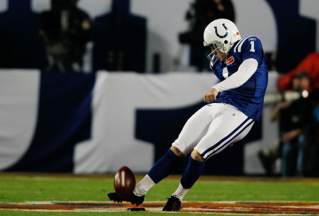 """""""Daddy's a Psychic You Beautiful B*tches"""" says Colts Punter After He Was Almost Catfished"""