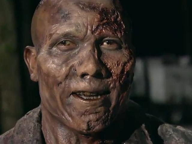 hines ward, zombie, walking dead