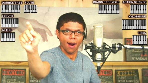 Nailed It: Guy Sings Misty Mountain Song From the Hobbit