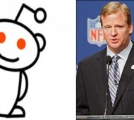 Roger Goodell participates in Reddit's Ask Me Anything