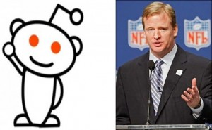 roger goodell, reddit, ask me anything, ama