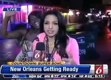 drunk 49ers fan asked about stds new orleans
