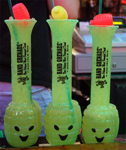 Hand Grenades drink recipe
