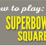 How to Play Superbowl Squares