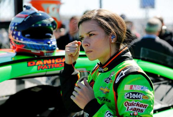 Danica Patrick Proves She's a Badass By Winning Daytona 500 Pole