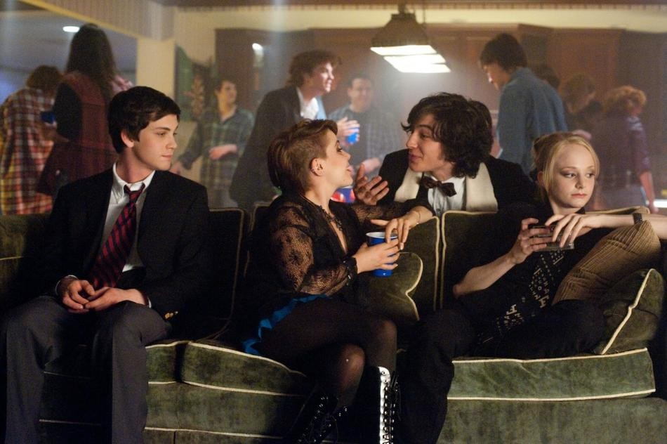 Movie Night:  The Perks Of Being A Wallflower on DVD
