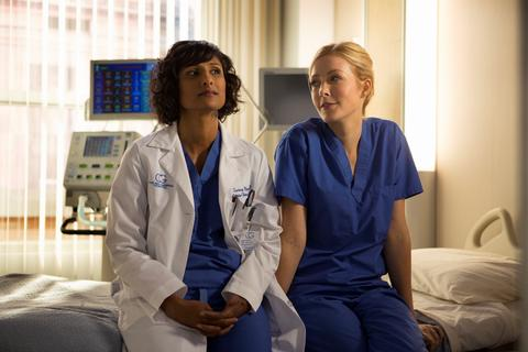 Monday Mornings, Sarayu Rao, Jennifer Finnigan