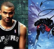 Tony Parker is Nightcrawler