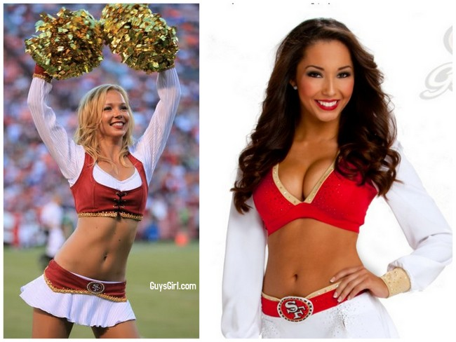 49ers Superbowl Cheerleaders