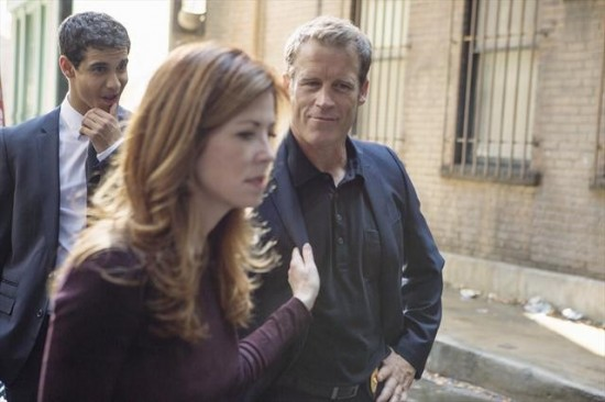 Body of Proof, Dana Delany, Elyes Gabel, Mark Valley
