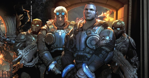 The Boys are Back in Town: Baird & Cole Return in Gears of War: Judgment