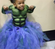 Cutest Hulk Ever