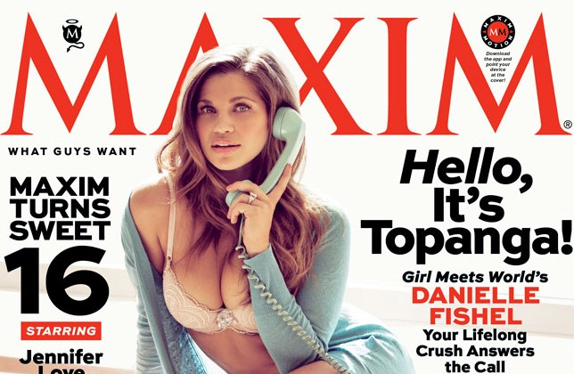 topanga hot maxim