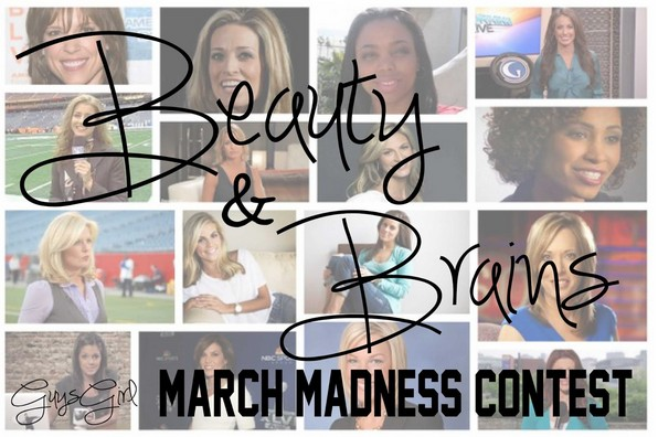 Elite 8 of Female Sports Reporters: Vote Now on Best Beauty+Brains Combo!