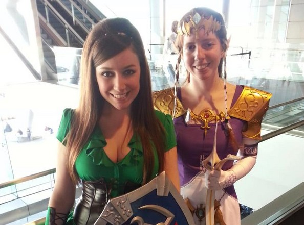 Hottest Link Cosplay You Will Ever Lay Eyes On