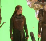The Hobbit, tauriel, first look