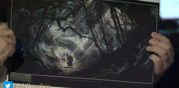 The Hobbit, Mirkwood,