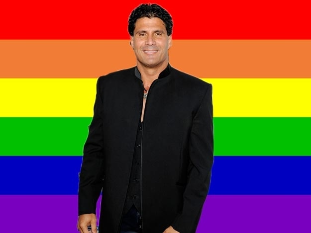 Jose Canseco weighs in on the all important Gay Marriage debate
