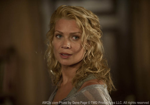 The Walking Dead, Andrea, Laurie Holden