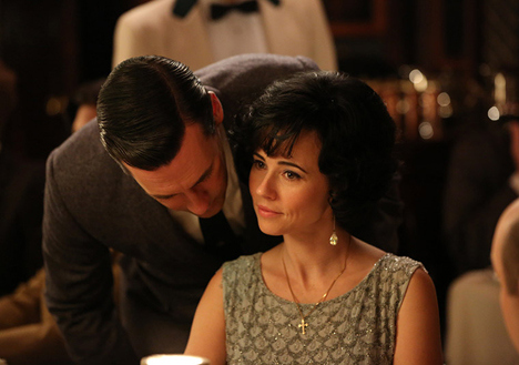 Mad Men, Jon Hamm, Linda Cardellini