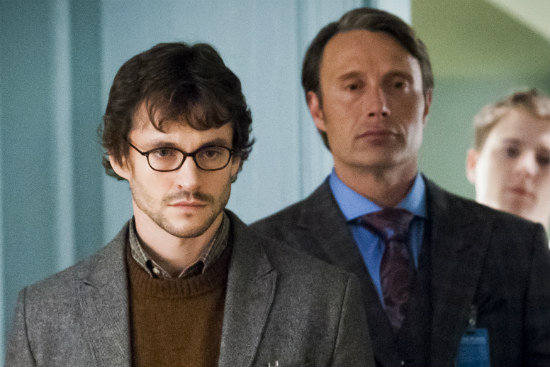 Hannibal, Hugh Dancy, Mads Mikkelsen