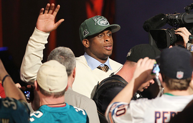 NFL, NFL DRAFT GRADES, NEW YORK JETS, GENO SMITH