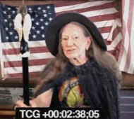 willie nelson hobbit audition