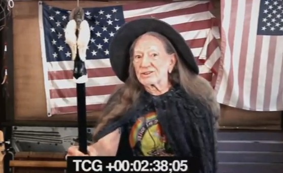 Willie Nelson Auditioned For The Hobbit 2
