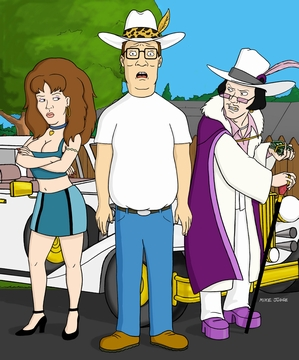 king of the hill, cartoon, tv, hank hill