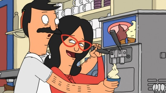 bobs burgers, cartoon sitcoms, tv, linda, bob