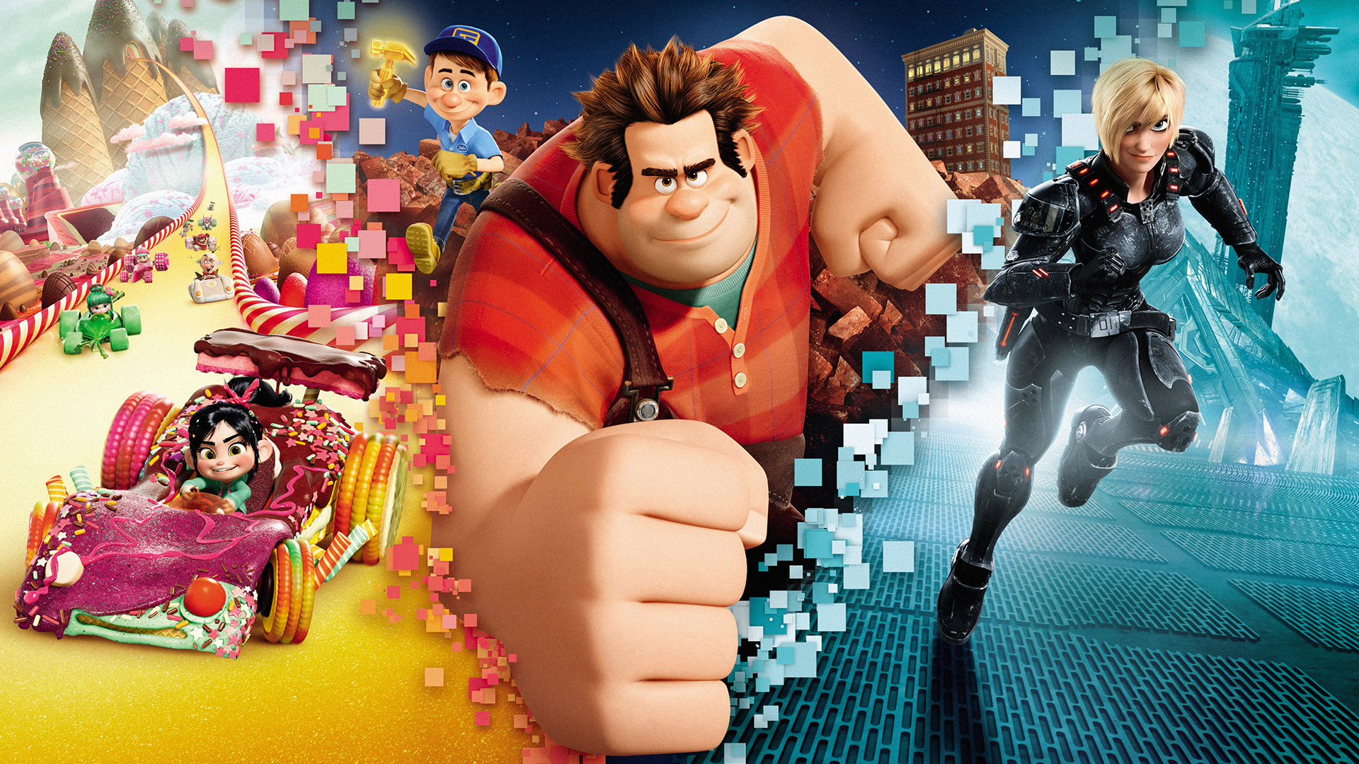 Wreck-It Ralph Delivers, But Did It Need More?
