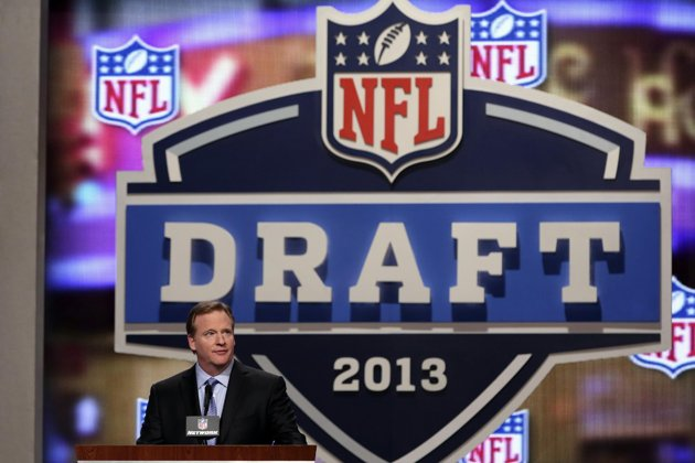 It's Official. The NFL Draft Will Move to May 8th-10th