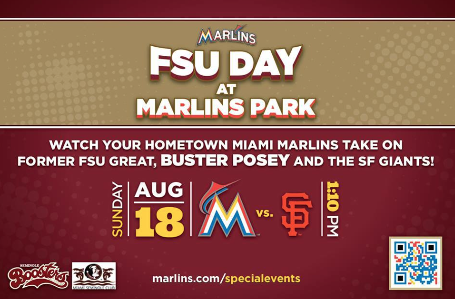 Marlins FSU Day
