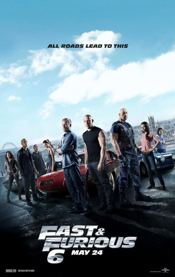 Fast and Furious 6: Wild Ride or Out of Gas?