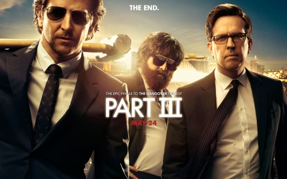 Is The Hangover 3 the Worst of Them All?