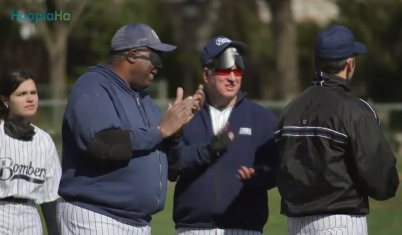 Baseball for the Blind: Beeping Baseball Allows Visually Impaired to Play