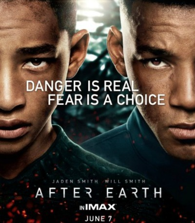 After Earth Review: Can Will Smith and Son Resurrect M. Night?