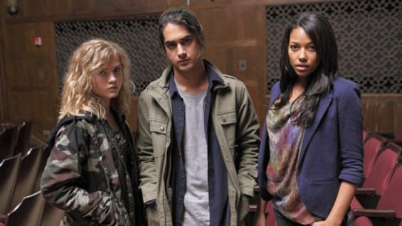 Twisted, Maddie Hasson, Kylie Bunberry, Avan Jogia