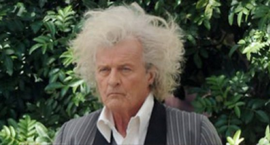 True Blood, Rutger Hauer, The Crazy Hair