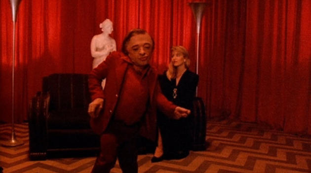Twin Peaks, Dancing With The Midget