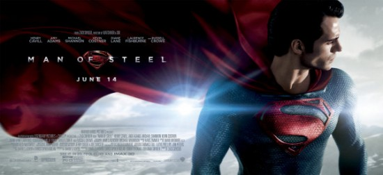 Is Man of Steel the New Movie Powerhouse for DC Comics?
