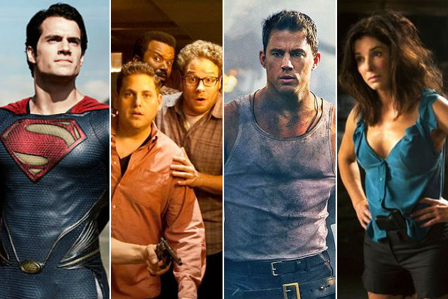 Man of Steel, World War Z, This Is The End and more in Summer Movie Preview